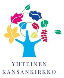 Yhteinen kansankirkko logo
